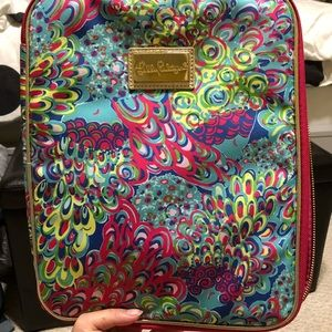 Lily Pulitzer Notebook Case